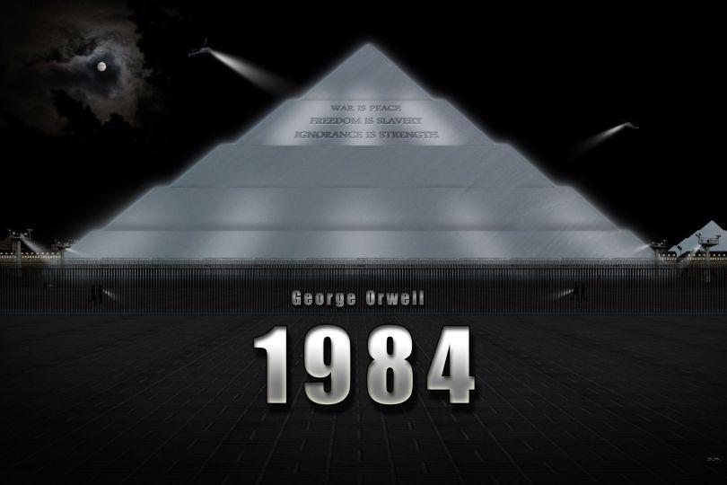 1984 - Pyramide – Orwell