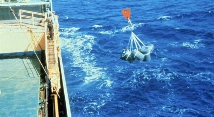 Déchets nucléaires - Océan - 1