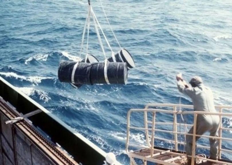 Déchets nucléaires - Océan - 2