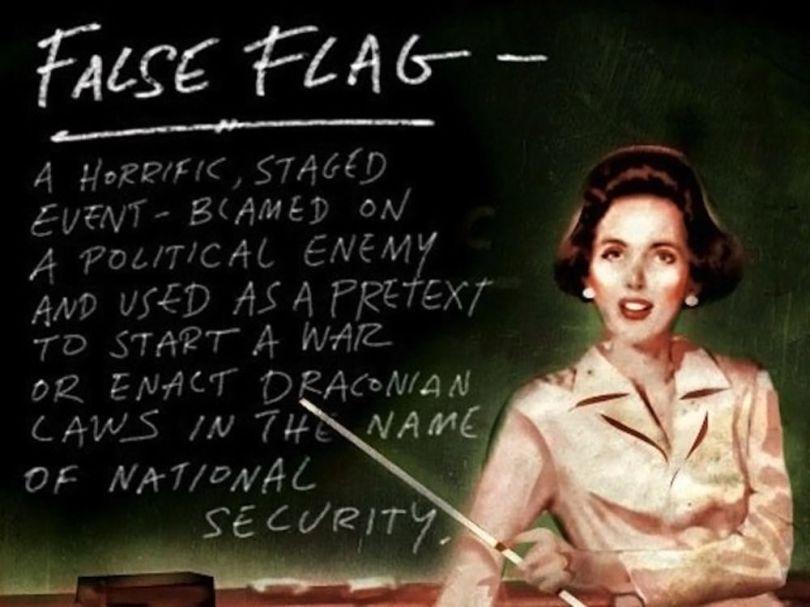False Flag - 2