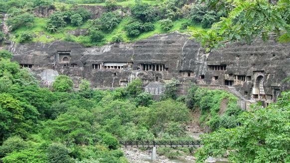 Ajantas Caves 1