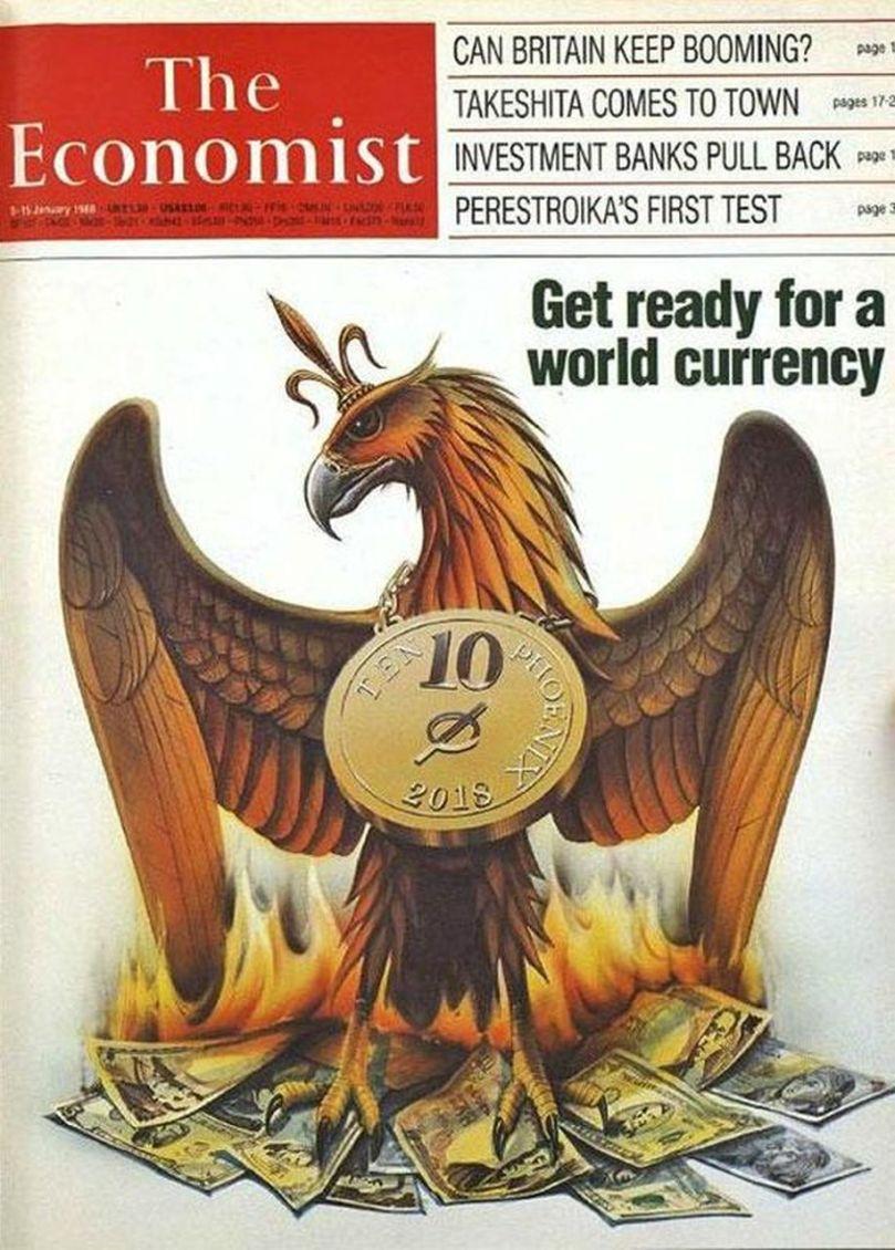 The Economist - Phœnix (1988)