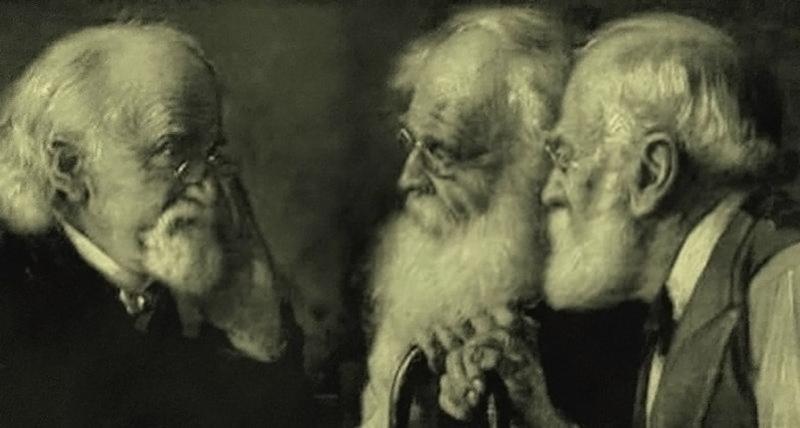 3 vieillards