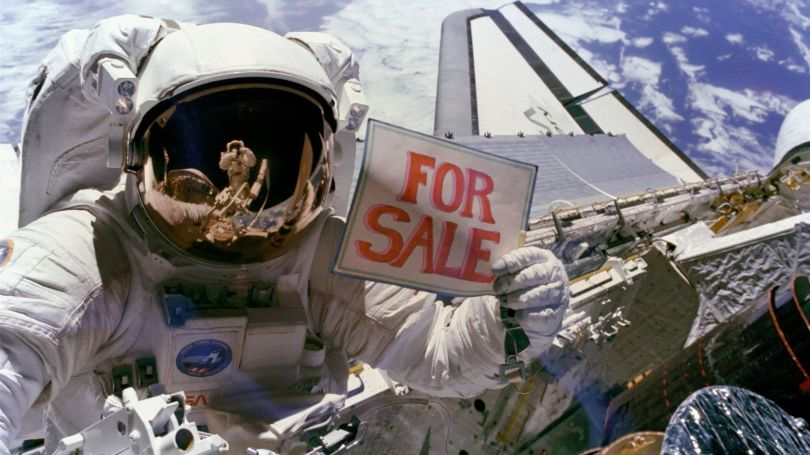 Astronaute - For Sale