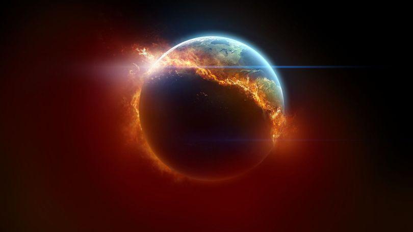 Earth - Astéroïde