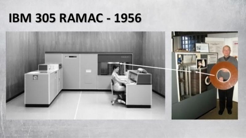 IBM - RAMAC 305 (1956) 5