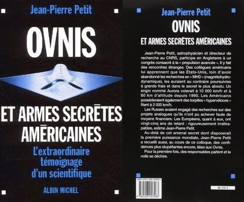 OVNIS et Armes Secrètes Américaines - JPP