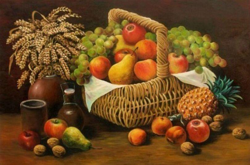 Panier de fruit