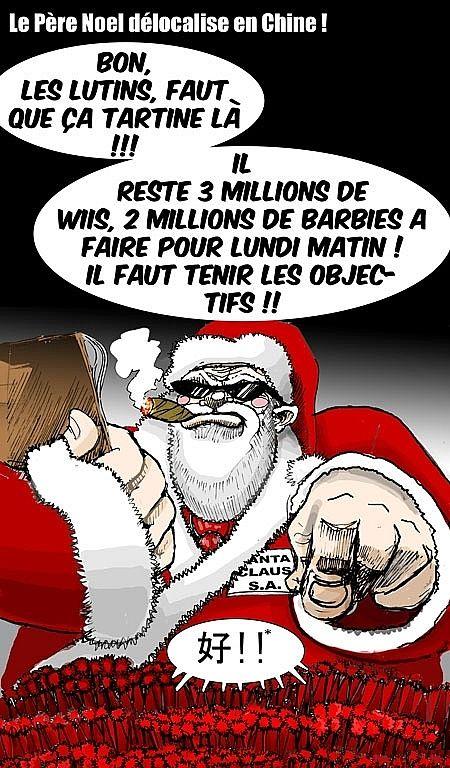 Père Noël - Santa