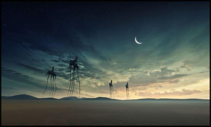 Angelus de Millet - Salvador Dalí - 2
