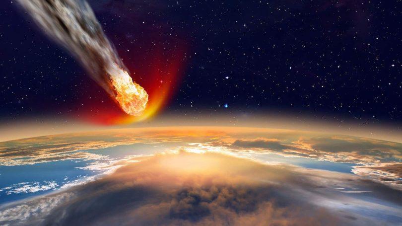 Astéroïde - Terre