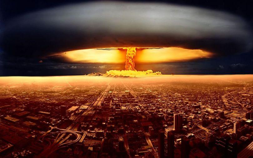 Bombe nucléaire métropole