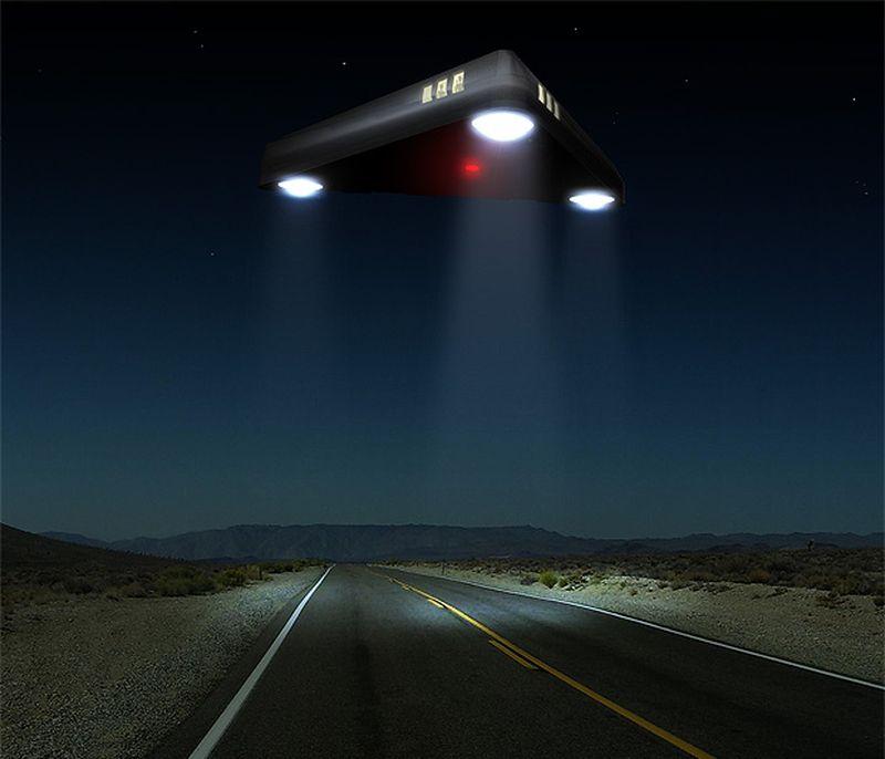 Boomerang - UFO - OVNI - Hudson River - USA - 2