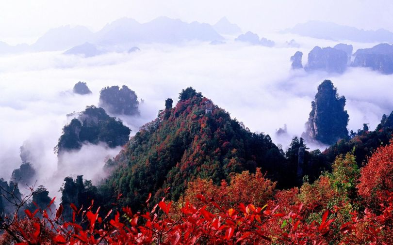 China - Zhangjiajie 2