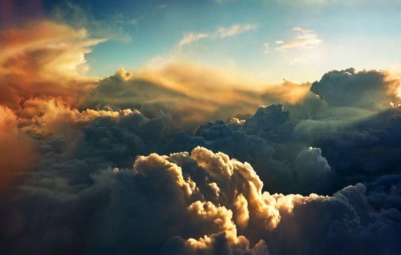 Clouds - Nuages 9