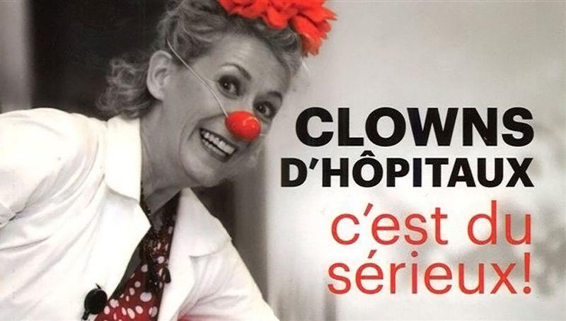 Clown d'hôpitaux, c'est du sérieux