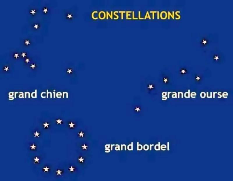 Constellation - Europe