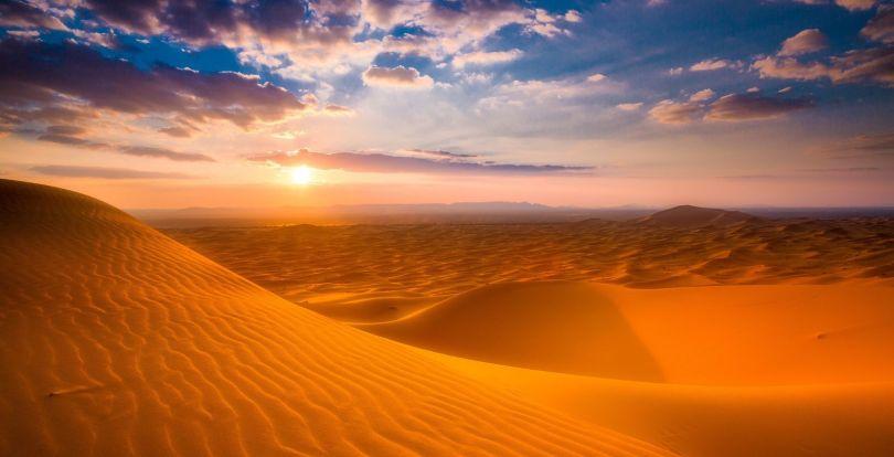 Désert - Maroc