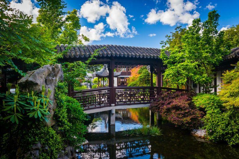 Garden - Jardin Feng-Shui