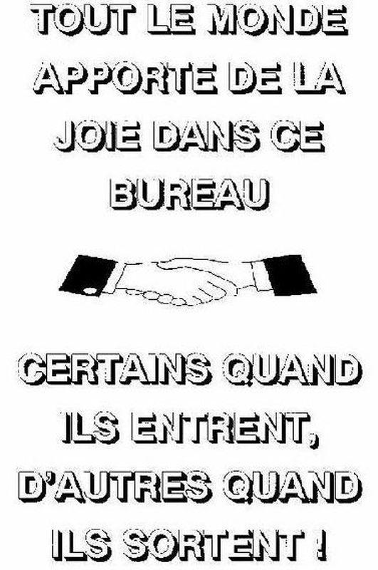 Humour - Bureau - 296
