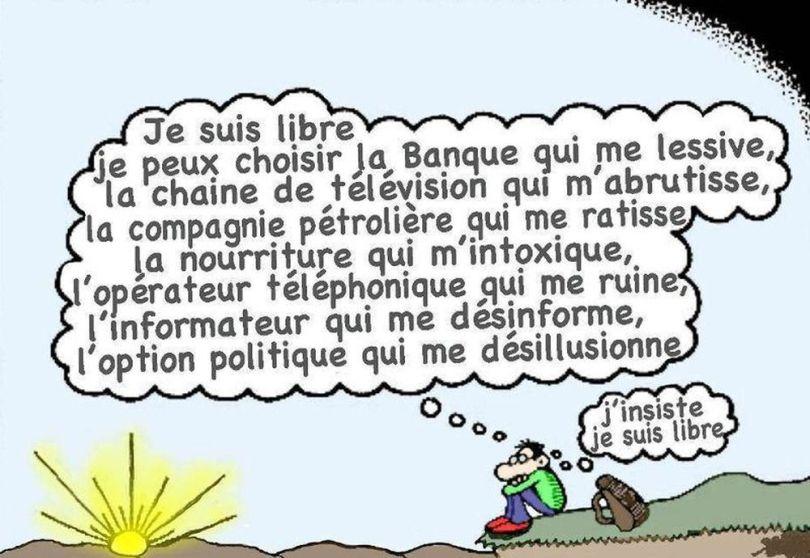 J_insiste…Je suis libre ! - 11071