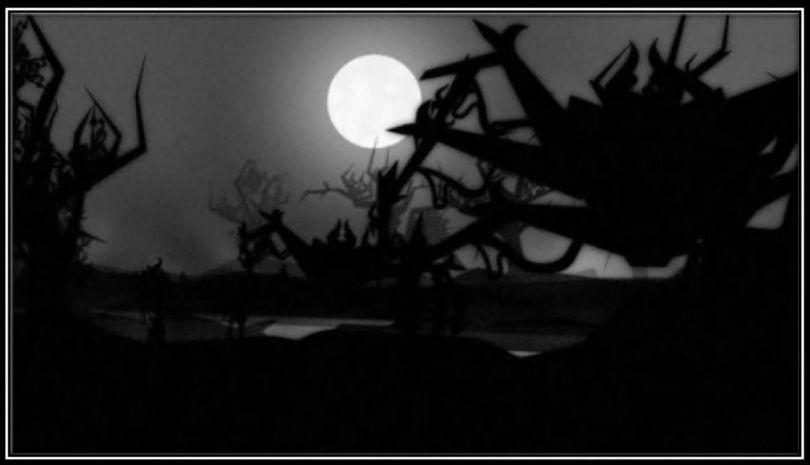 Lune - Ténèbre