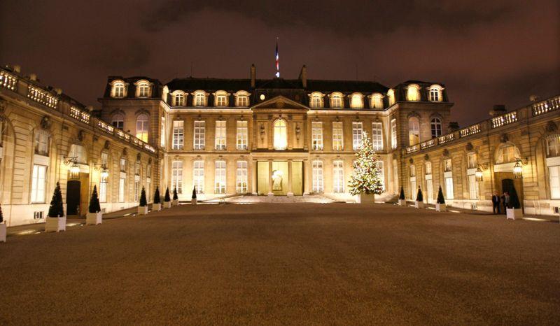 Palais de l_Elysée