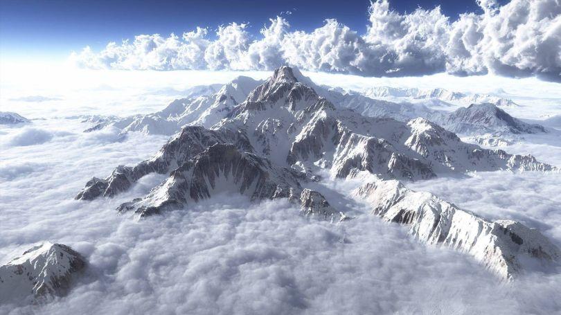 Paysage - Montagne - 517