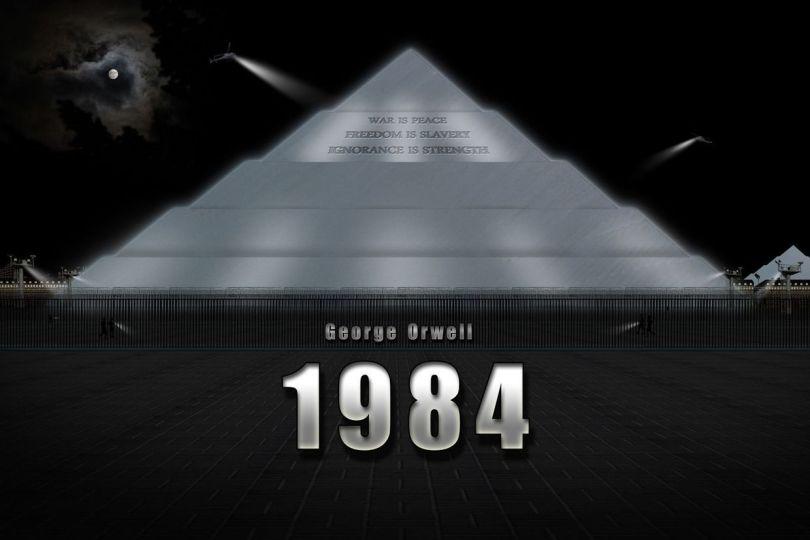 Pyramide - George Orwell