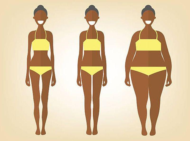 Types morphologiques féminins