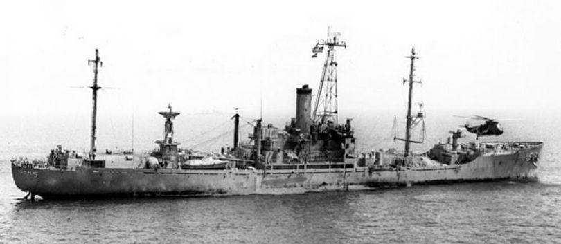 USS Liberty 2