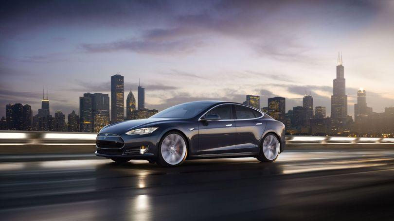 Voiture - Car - Tesla 3