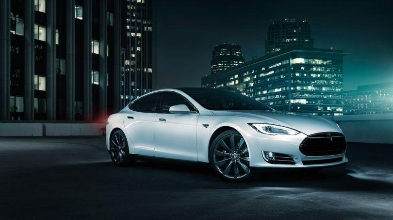 Voiture - Car - Tesla