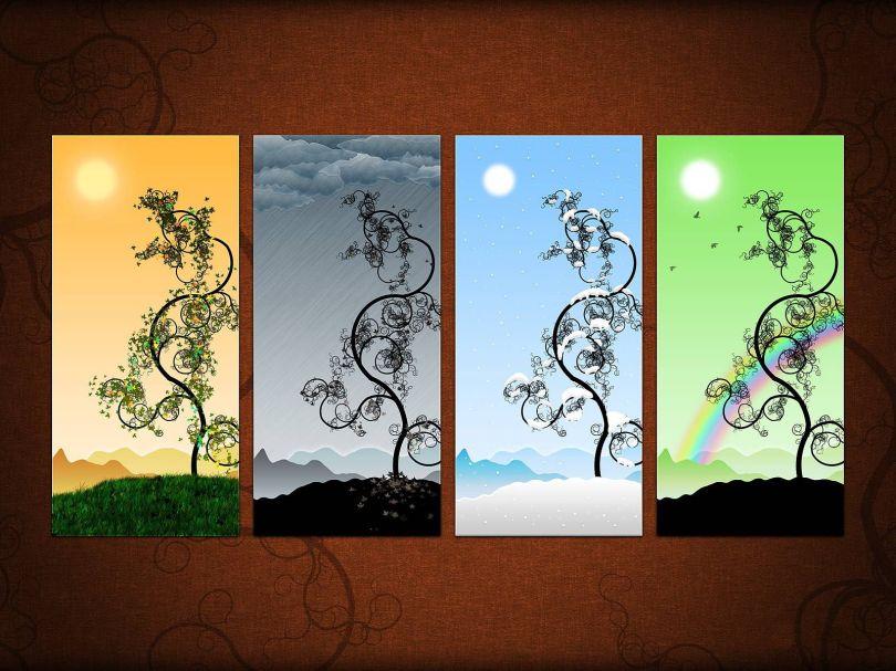 4 saisons - 1