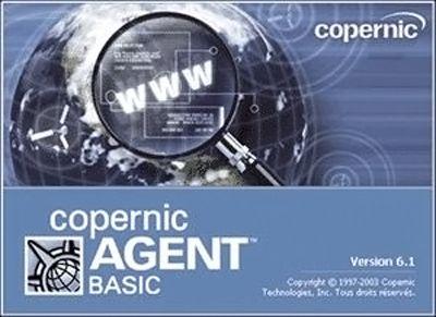 Copernic Agent Basic - Logo