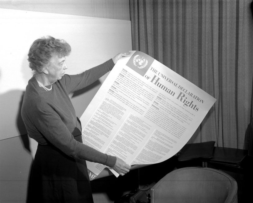 Eleanor Roosevelt (1948)