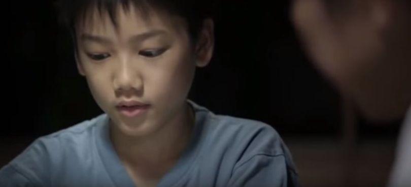 Enfant - Père - Asie