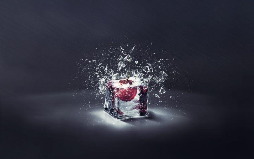 Fruit - Cerise - Glaçon - 23