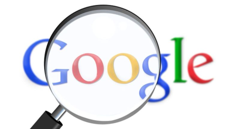 Google - Recherche - 1