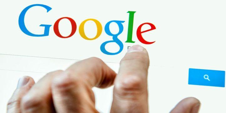 Google - Recherche - 2