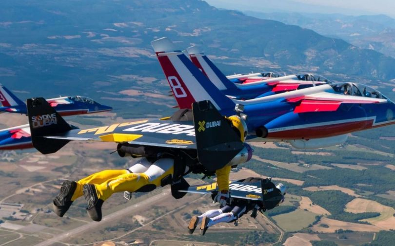 Jetman - Patrouille de France