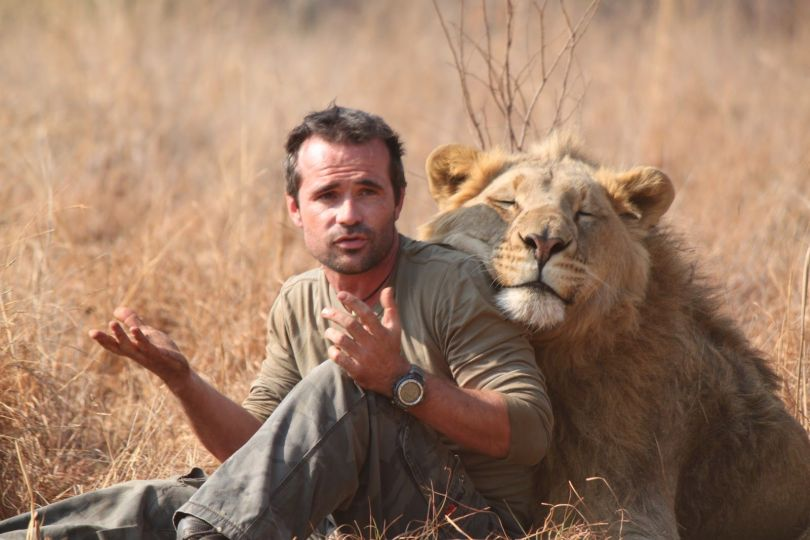 Kevin Richardson - Lion - 2