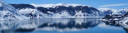 Lac - Montagne