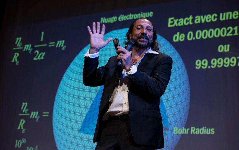 Nassim Haramein 3