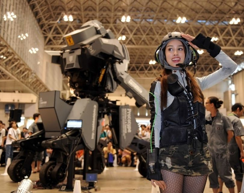 Robot Mecha Kuratas - 2