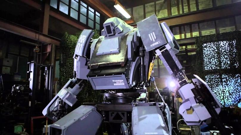 Robot Mecha Kuratas - 4
