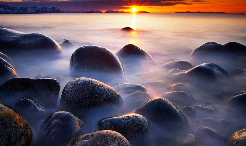 Rock - Rocher -Sun - Soleil