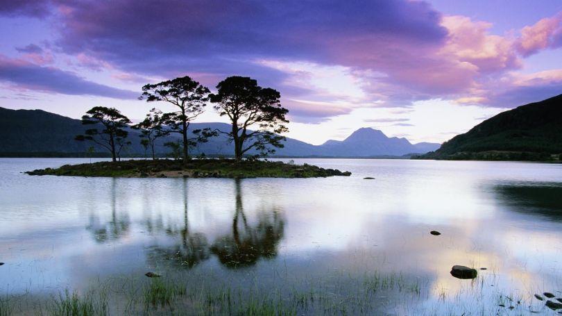 Scotland - Landscape - Ecosse - Paysage - 2