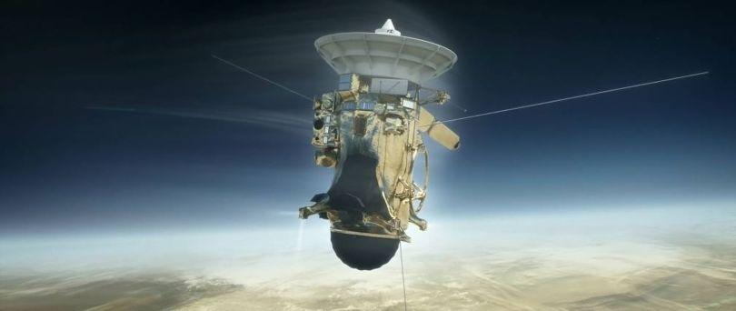 Sonde Cassini - Saturne - 4