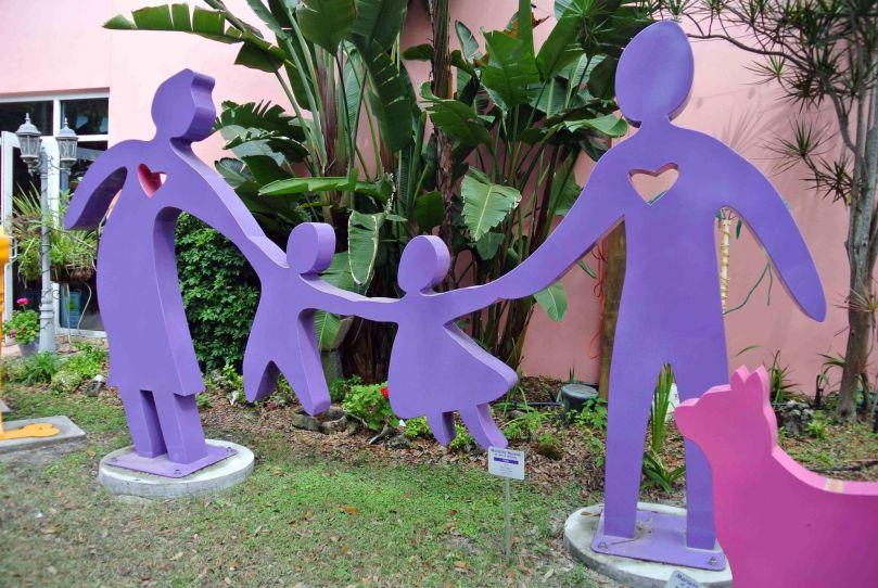 Structure familiale - Parents - Enfants